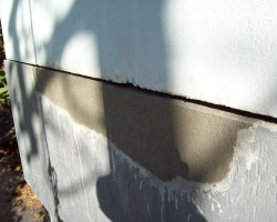 Concrete Repair After