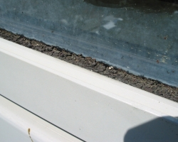 Deteriorated Window Seal